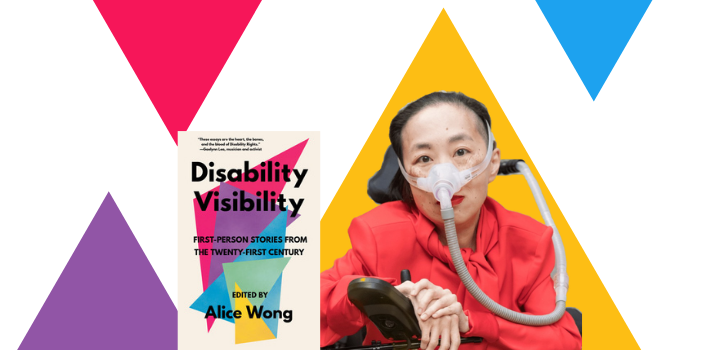 Asian American Alice Wong Forefronts the Magic Within the Disability Community